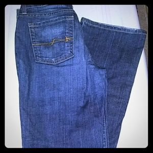 Size 6 David Kahn Lauren jeans